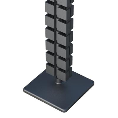 Pasacables para mesas - ISC Plastic Parts