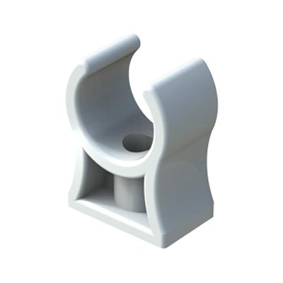 Abrazadera para tubo isc plastic parts - Abrazaderas para tubos ...